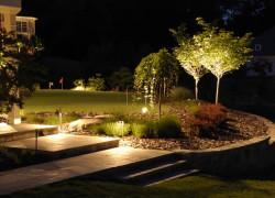 Oświetlenie zewnętrzne i lampy ogrodowe