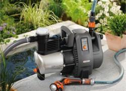 Pompa do wody ogrodowa