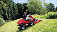 Traktorek kosiarka ogrodowy