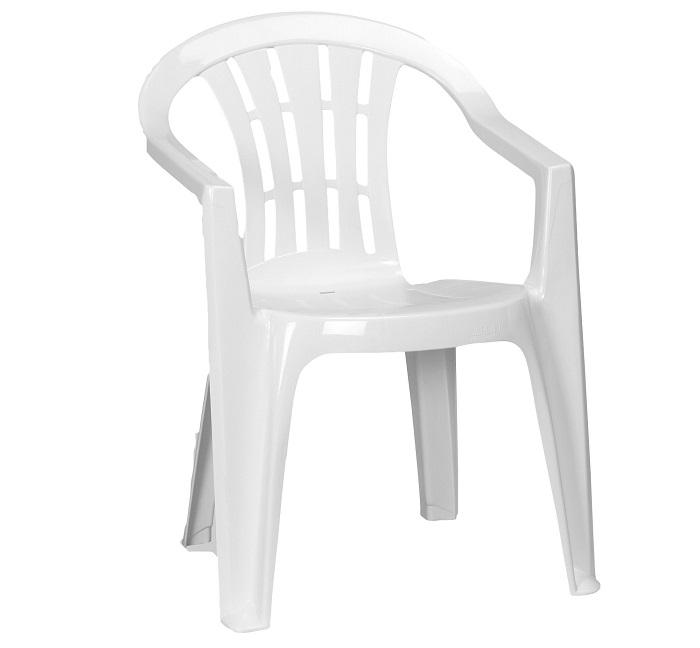 fotel ogrodowy plastikowy