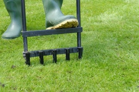 Wertykulator ręczny nadaje się idealnie do lekkich prac ogrodowych na niewielkich działkach, przy lekkiej i nieubitej glebie.