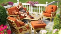 Fotele ogrodowe