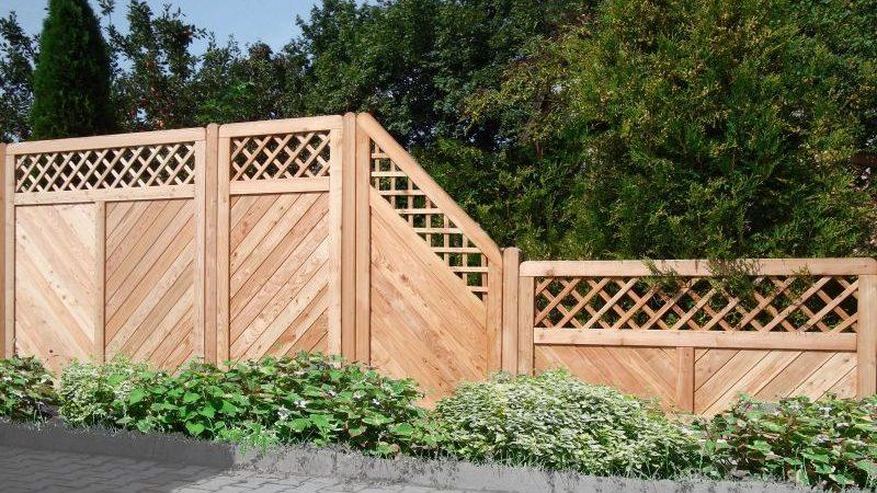 Ponadczasowe i stylowe ogrodzenie – płot z drewna