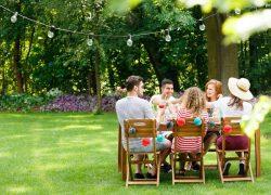 Impreza urodzinowa w ogrodzie – sprawdź jak się przygotować